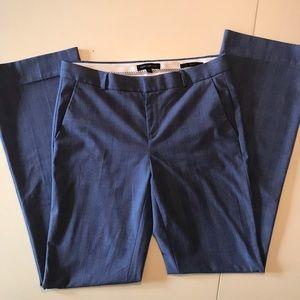 Banana Republic Logan cut work pants Size 8L
